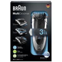 Braun MultiGroomer golarka trymer 3 w 1 MG5090