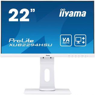 "Monitor Iiyama 21.5"" 1920 X 1080 Xub2294Hsu-W1 Biały"