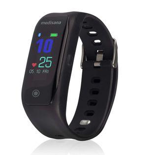 Medisana Monitor aktywności fizycznej ViFit Run, czarny