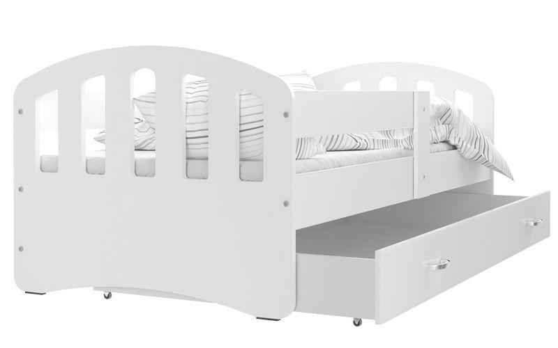Łóżko HAPPY 160x80  szuflada + materac zdjęcie 2