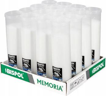 Wkłady do zniczy parafinowe BISPOL P450 105H 16szt.