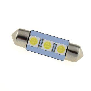 Żarówka LED C5W/C10W 3SMD 5050  CANBUS 36mm.