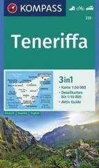 Teneriffa 1:50 000 Kompass praca zbiorowa