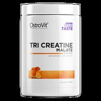 OstroVit Tri Creatine Malate 500g Smak - cytryna
