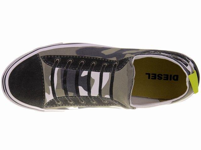 Diesel S-Diesel Imaginee Low Slip-On Y01700 P1640 H5254 - 42 zdjęcie 7