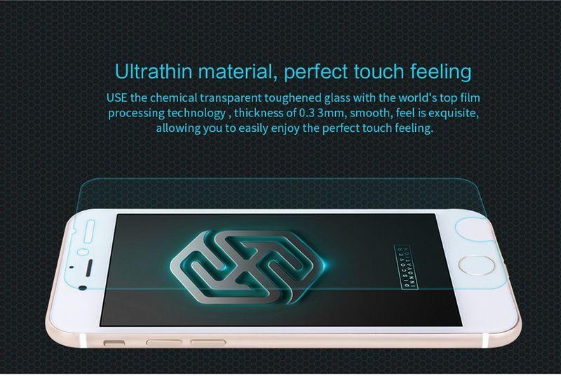 Szkło hartowane Nillkin Amazing H Apple IPhone 7 Plus zdjęcie 5