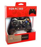gamepad pad do PC wygląd XBOX 360 konsoli USB dual shock kontroler