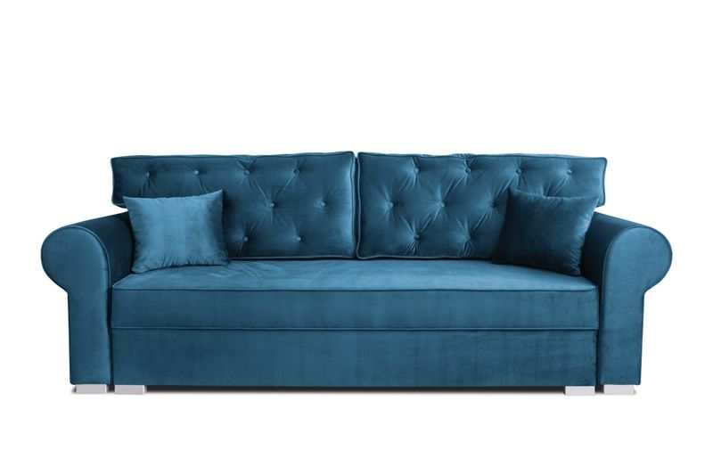 Sofa Kanapa 250cm Beżowa MONIKA PIK  różne kolory obić NC zdjęcie 6