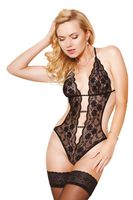 Body Model Beth 1760 Black - SoftLine Collection  S/M