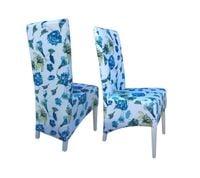 Krzesło tapicerowane nowoczesny design krzesła do salonu drewno buk