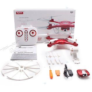 Dron RC Syma X5UW 2,4GHz kamera FPV Wi-Fi #E1