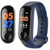 Opaska sportowa smartband pulsometr smartwatch gra