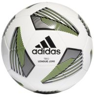 Piłka nożna adidas Tiro LGE J290 biała FS0371 5