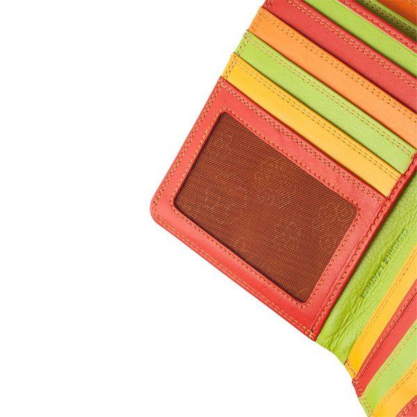 Skórzany portfel damski DuDu®, 534-1161 czerwony zdjęcie 4