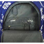 Trzykomorowy plecak szkolny St.Right 29 L, Daisies BP1 zdjęcie 3