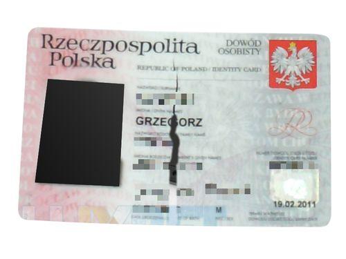Czarne Etui Pokrowiec na kartę kredytową dowód FV na Arena.pl