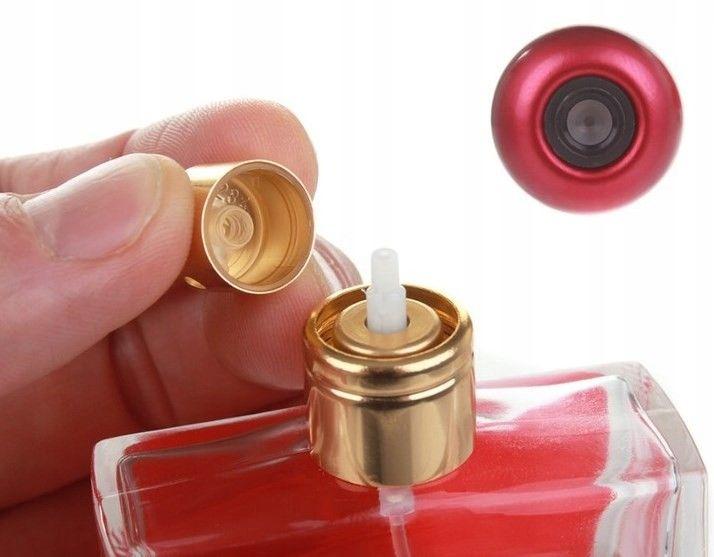 2x Atomizer do napełnienia perfumami wielokrotny zdjęcie 3
