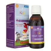 Natures Aid Kidz Immune Support płyn dla dzieci 6+ - 150 ml