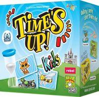 Gra Time is Up! Kids (2020 PL) Rebel