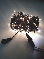 Profesjonalne Lampki Choinkowe Kulki Led - 200 Led Energooszczędnych