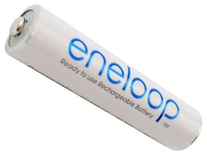 Akumulatorek Eneloop (HR03, AAA, 750 mAh, 1 szt)