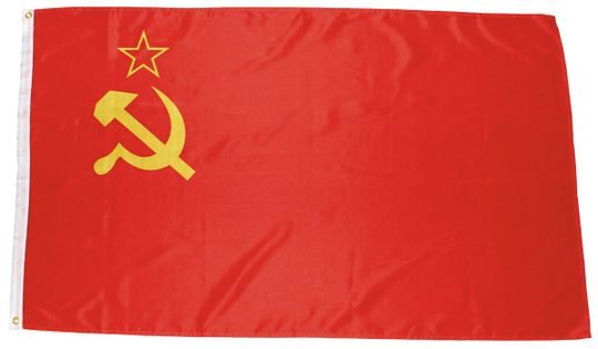 FLAGA ZSRR 150 x 90 cm