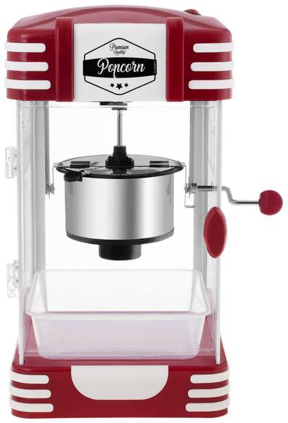 Maszyna do popcornu 300W RETRO BREDECO BCPK-300-WR zdjęcie 4
