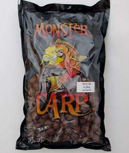 Misel Zadravec - Kulki proteinowe Monster Carp - PLUM - 20mm - 2,5kg