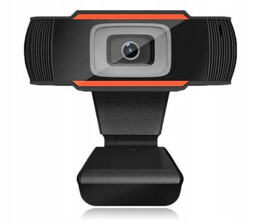 Kamerka Kamera INTERNETOWA FULL HD 1080P PC MIKROFON DO NAUKI LEKCJI