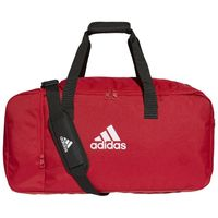 Torba sportowa adidas TIRO  czerwona na ramię treningowa średnia