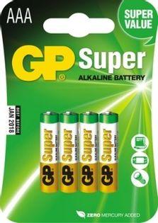 Bateria Super Alkaline Aaa Lr3 1.5V 6 Sztuk