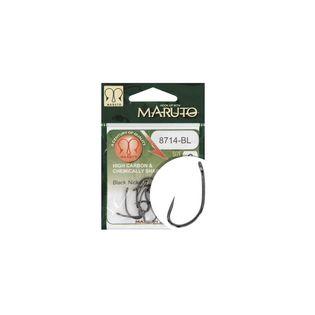 MARUTO  8714BL CARP HOOKS nr 12