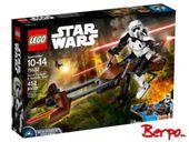 LEGO® 75532 Star Wars - Zwiadowca szturmowców i jego śmigacz