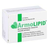 ArmoLipid 60 tabletek - Długi termin ważności!