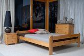 łóżko 160x200 ANIA ze stelażem OLCHA