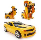 Transformer auto robot 2w1 Bumblebee zdalnie sterowany RC 2.4GHz U20 zdjęcie 10