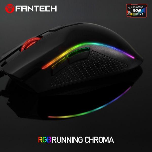 Mysz myszka dla gracza podświetlana 4800DPI Fantech X4 TITAN zdjęcie 4