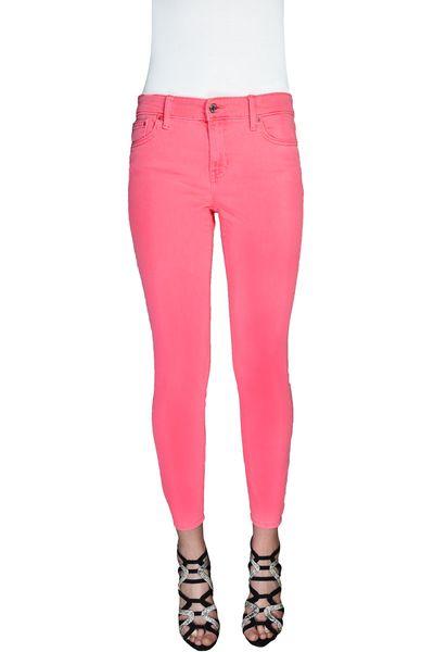 Gap Różowe Spodnie Jeansy - 44 / XXL zdjęcie 3