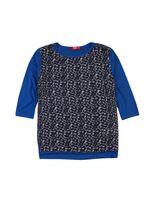 Txm Bluzka Dziewczęca Z Długim Rękawem 146 Niebieski