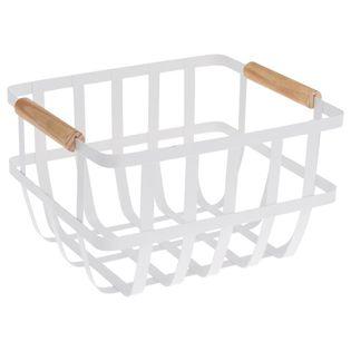 Koszyk Metalowy Na Owoce I Warzywa 28X23X16Cm Excellent Houseware 730111