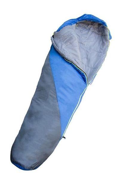 Śpiwór ROCKLAND BLUE FANG R-15 - zamek lewy zdjęcie 2