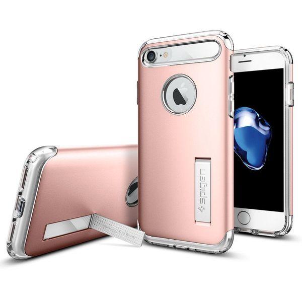 Spigen Slim Armor Iphone 7/8 Rose Gold zdjęcie 1