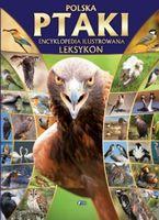 Polska ptaki encyklopedia leksykon duży nowa 96str