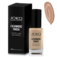 Joko Podkład Cashmere Finish Mat & Cover Foundation 152 Beige 30ml - 152 Beige