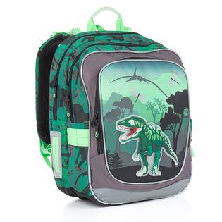 Plecak szkolny dla chłopca Topgal Chi 842