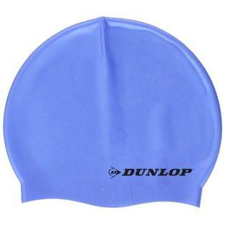Dunlop - Silikonowy czepek pływacki (Fioletowy)
