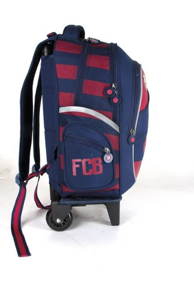 Plecak na kółkach FC Barcelona + piórnik gratis !! zdjęcie 7