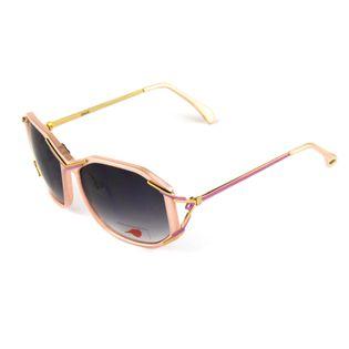 Okulary przeciwsłoneczne OMBRE PEACH Piękne BLNQ