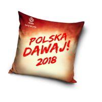 Poszewka na poduszkę jasiek 40x40 (Reprezentacja Polski PZPN)