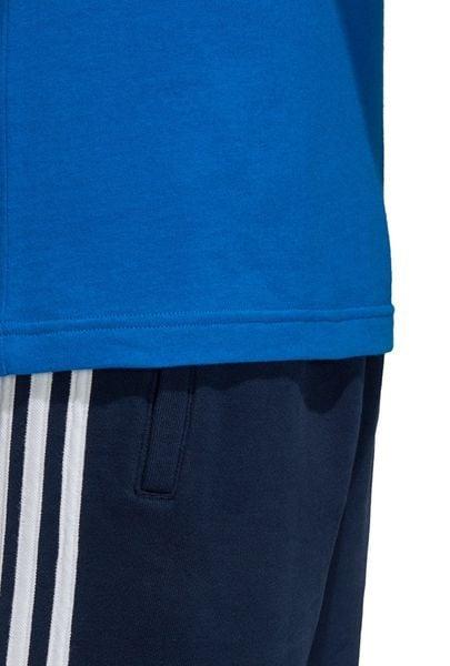 Koszulka adidas 3 Stripes Tee niebieska DH5805 L zdjęcie 3